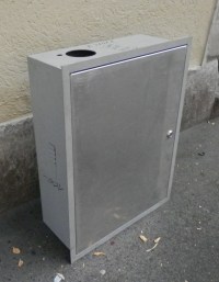 Elektro-Verteilerschrank