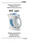Wasserkocher Rotel WK 2961