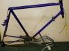 Fahrrad - Rahmen violet