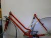 Fahrrad - Rahmen Tour de Suisse