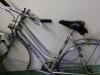 Fahrrad - Rahmen Mondia Silbrig